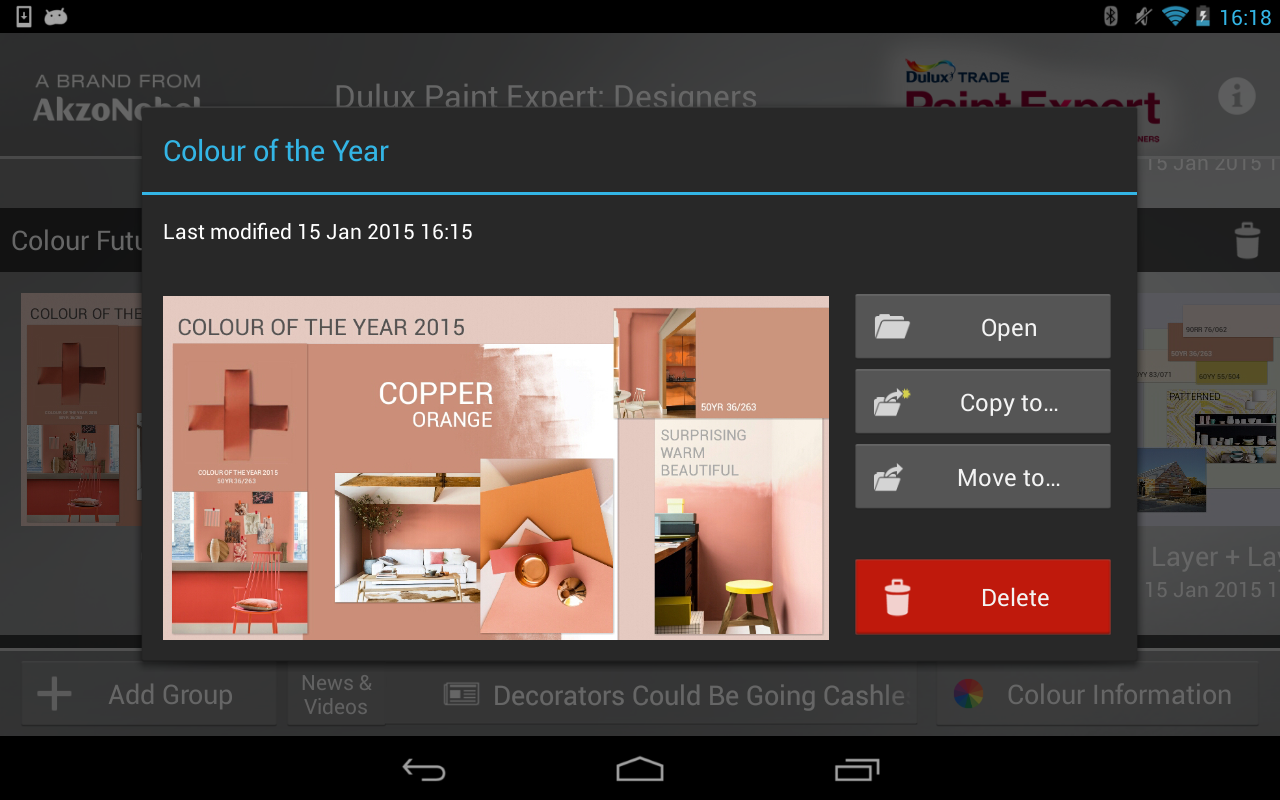 dulux paint expert designers android apps on google play. Black Bedroom Furniture Sets. Home Design Ideas