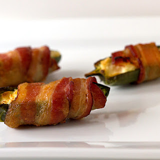 Bacon-Wrapped Jalapeños