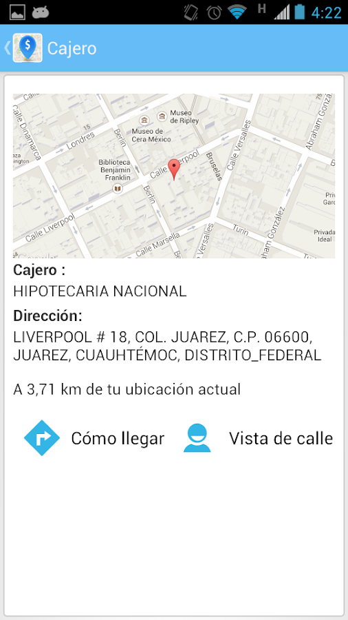 Cajeros De M Xico Android Apps On Google Play