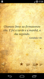 Versículo da Bíblia Diário - screenshot thumbnail