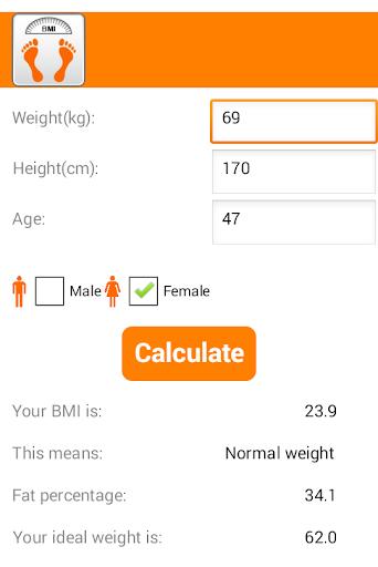理想體重BMI計算器|玩健康App免費|玩APPs