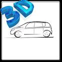 Autologo 3D icon
