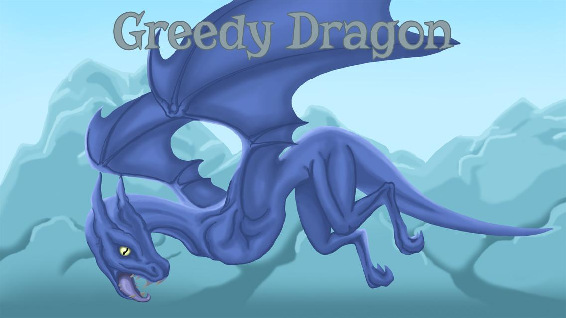 Greedy Dragon- screenshot