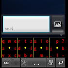 Cell Keyboard icon