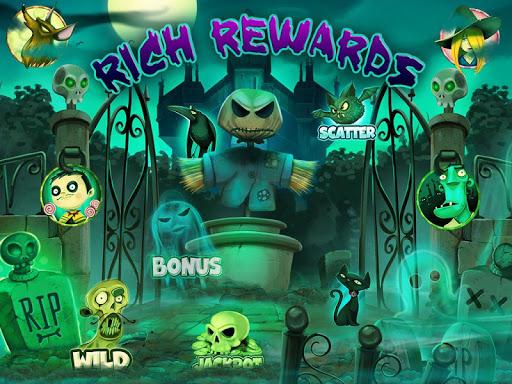Halloween Casino Slots Game