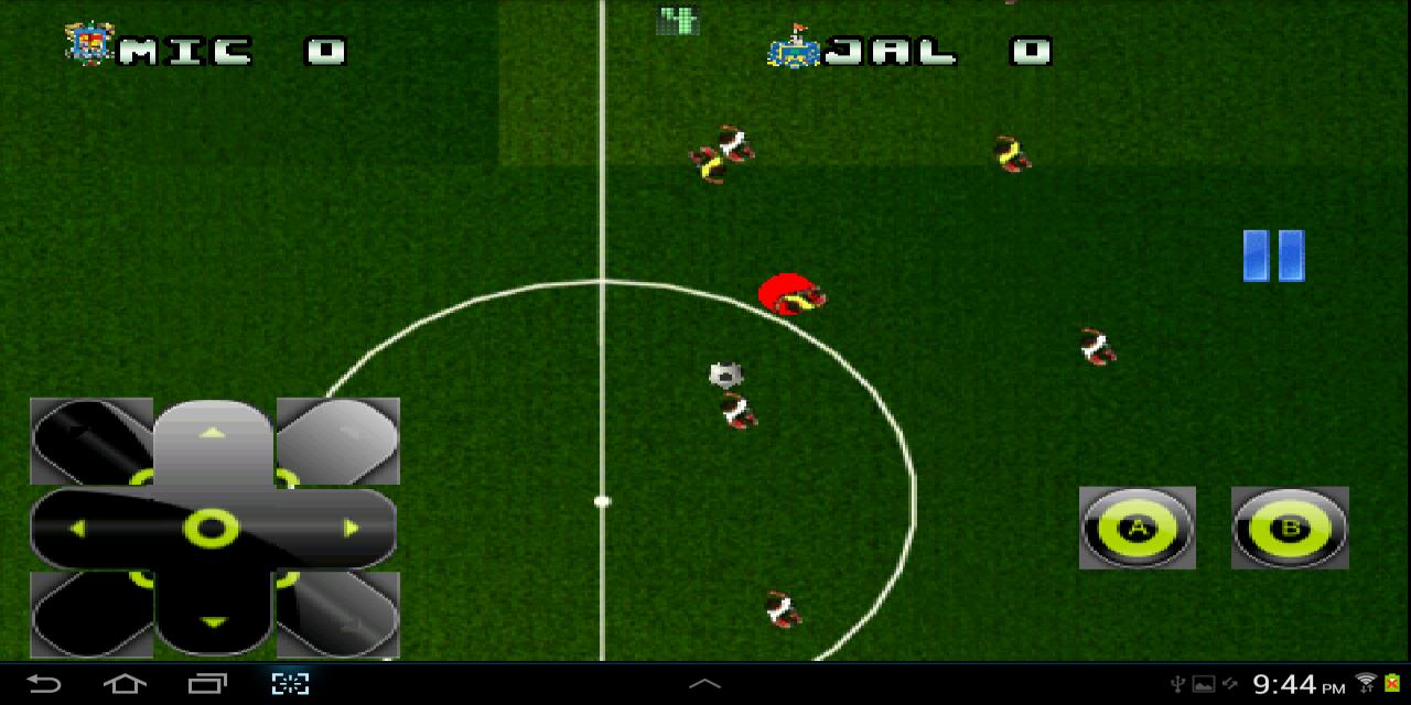 Mexican Soccer - screenshot