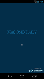 Macomb Daily - screenshot thumbnail