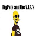BigPete and the V.I.P.'s logo