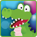 Kids Games with Animals icon