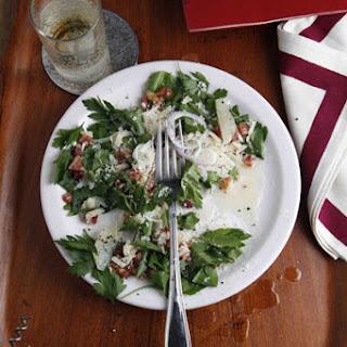 Parsley and Pancetta Salad