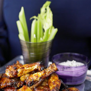 Celery Sticks with Blue Cheese Dip Recipe