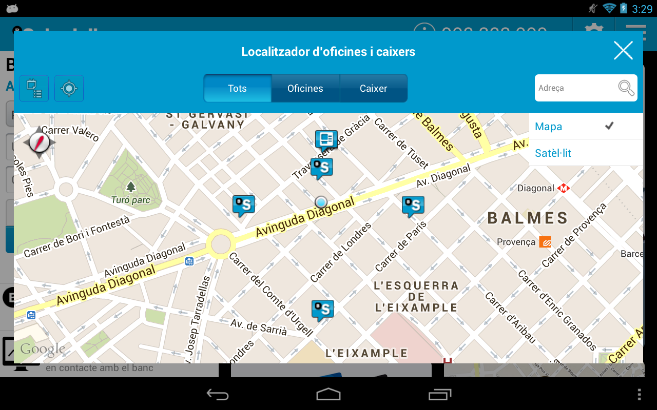 BancSabadell - screenshot