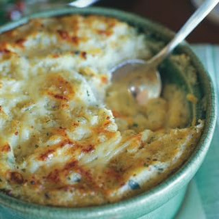 Creamy Gratin of Winter Vegetables