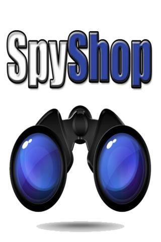 SpyShop - screenshot