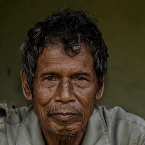 man by Priyojit Singh Akoijam - People Portraits of Men
