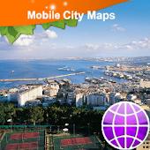 Alger Street Map