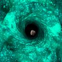 Galactic Hole