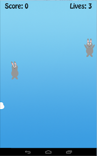 Falling Rabbits- screenshot thumbnail