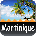 Martinique Offline Map Guide icon