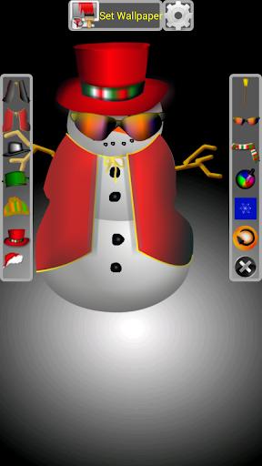 装饰你的雪人