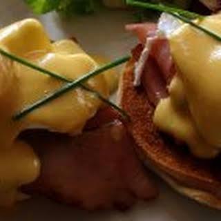 Healthier Eggs Benedict.