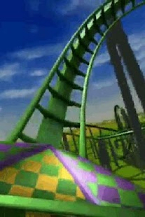 Virtual Roller Coaster Hulk - screenshot thumbnail