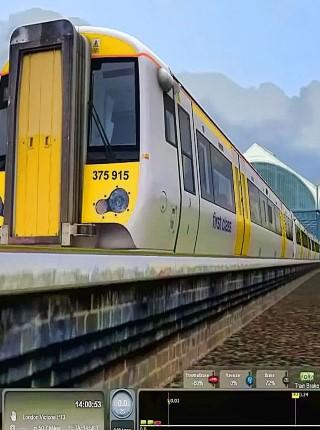 Subway Train Games