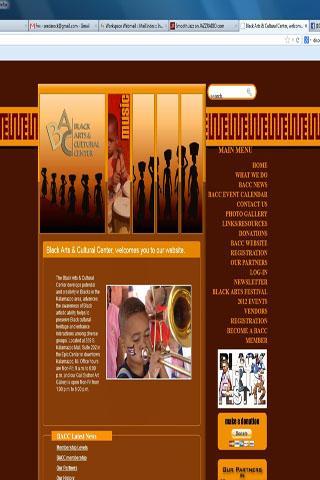 Black Arts Cultural Center
