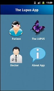 The Lupus App- screenshot thumbnail