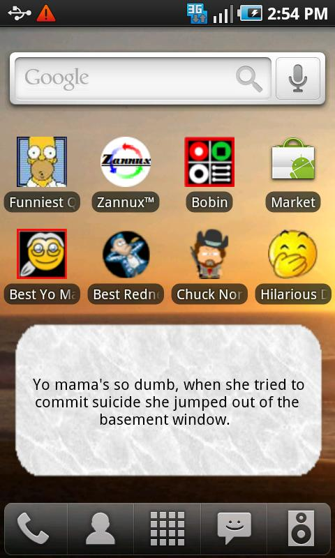 Best Yo Mama Jokes of All Time - screenshot