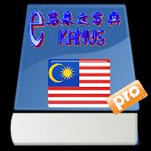 eKamus Pro(无广告 + 发音 + 英华马字典)