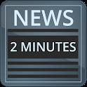 News 2 Minutes icon
