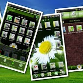 Nature v3 GO Launcher EX Theme