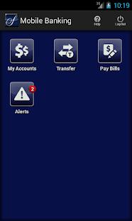 Signature Bank Mobile - screenshot thumbnail