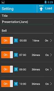 Presentation Timer- screenshot thumbnail