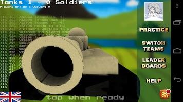 Screenshot of Tank Legends