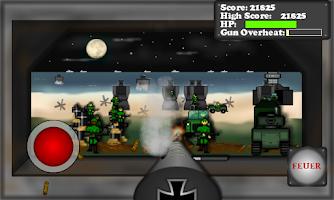 Screenshot of D-Day Gunner FREE
