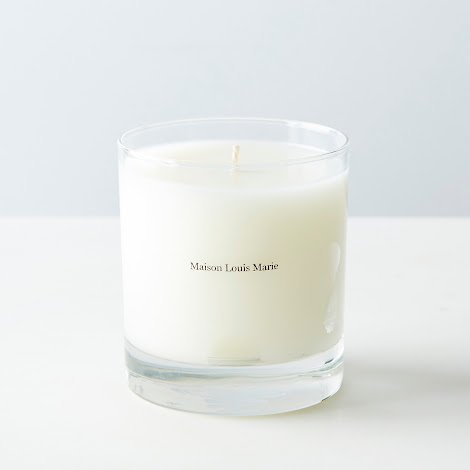 Sandalwood & Cinnamon Scented Candle