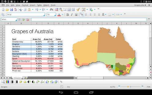 Office HD: PlanMaker FULL - screenshot thumbnail