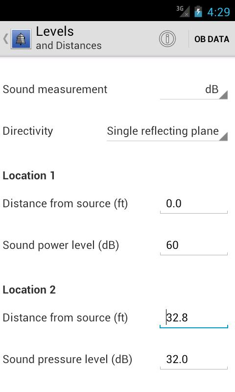 Resound Acoustics- screenshot