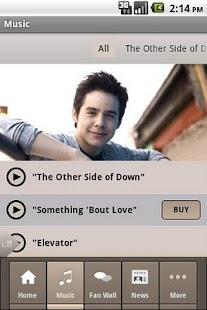 David Archuleta Screenshot 4