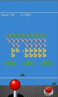 Screenshot of Space Rubber Duck Invaders pro