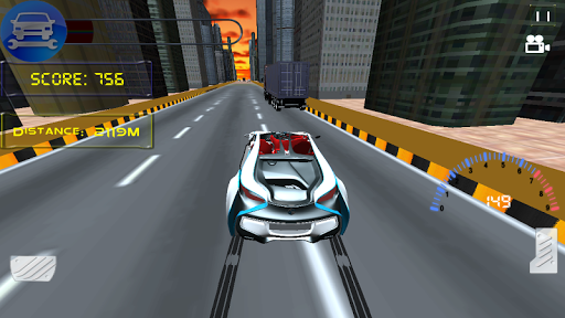 Traffic Racer : BMW Vision