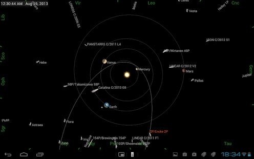 Mobile Observatory - Astronomy - screenshot thumbnail