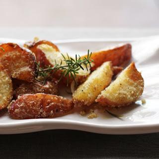 Crispy Rosemary Roast Potatoes.