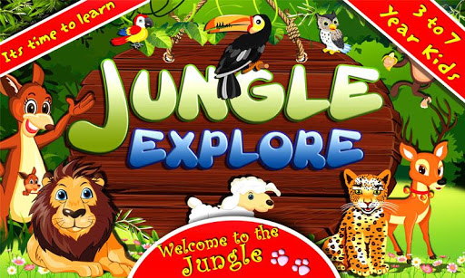 Jungle Explore