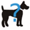 Dog fotune teller logo