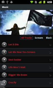 The Official Ozzy Osbourne App - screenshot thumbnail
