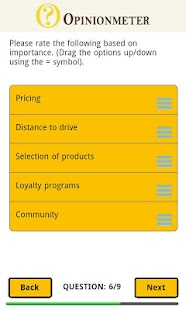 TouchPoint Surveys- screenshot thumbnail