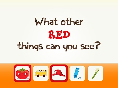 Toddler Learning Games Ask Me Color & Shape Games- screenshot thumbnail